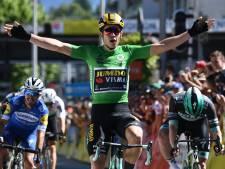 Critérium du Dauphiné:  Wout van Aert remet ça en s'imposant au sprint