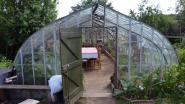 Eco Tuindagen van Velt Druivenstreek bij Wim, Sofie en Fleur