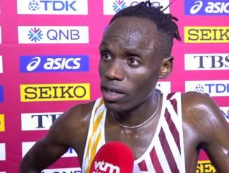"""Kimeli na 14de plek op 5.000m: """"Ontgoocheling doorspoelen op 1.500m"""""""