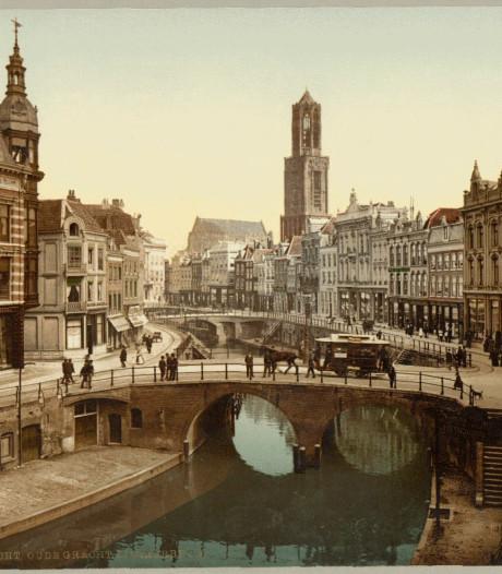 Elektrische tram was de doodsteek voor stalhouderij Van der Lee aan de Mariaplaats