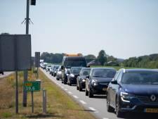 Wel of geen geluidswal langs nieuwe N35 bij Wierden?