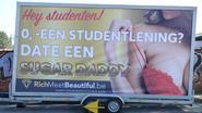 Datingsite wil Belgische studentes aan rijke mannen koppelen