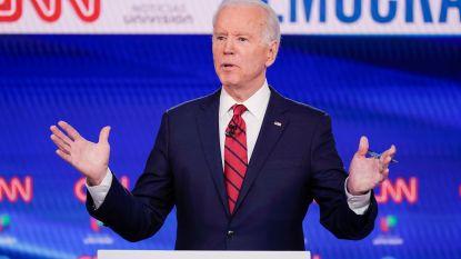 Biden uitgeroepen tot winnaar Democratische voorverkiezingen in Washington, Ohio annuleert stembusgang