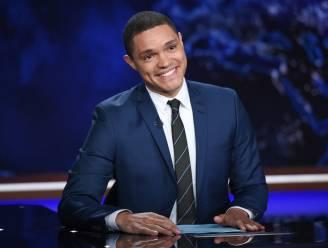 Trevor Noah betaalt salaris Daily Show-medewerkers