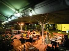 Burgemeester akkoord: Hilversumse terrassen mogen overkappingen en heaters plaatsen