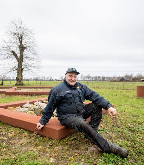 Drama binnen de familie zette Frans (63) uit Haarle aan tot opmerkelijke geste