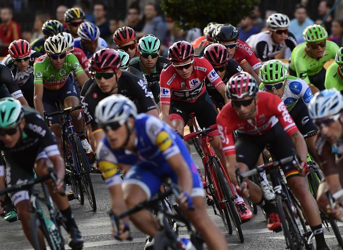 Het is nog niet zeker of de de start van de Vuelta in 2020 in Utrecht plaatsvindt.