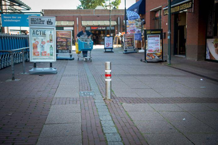 Het centrum van Beuningen.