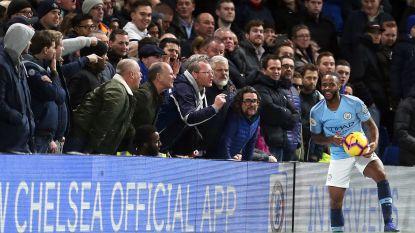 """Eden Hazard schaart zich achter Raheem Sterling in racisme-rel met fans van Chelsea: """"Voor mij zijn dat geen supporters"""""""