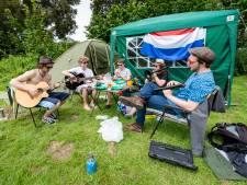 Jongeren zetten massaal krabbel onder kampeerregels Tubbergen