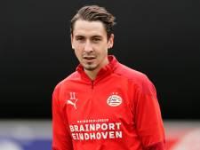 Adrian Fein is in zijn sas bij PSV, dat betaalbare koopoptie bedong