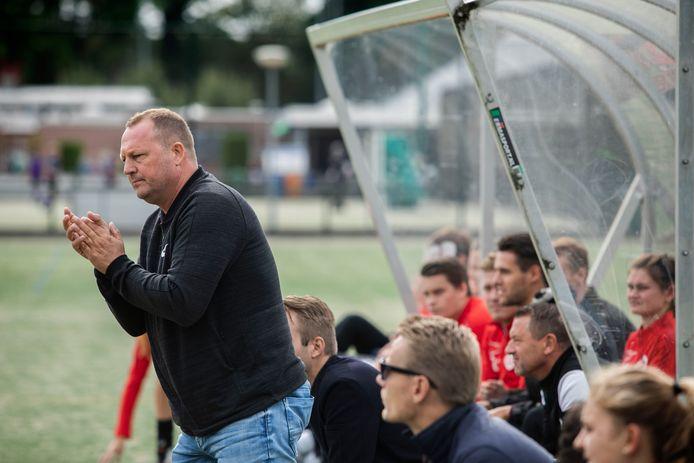 Wouter Blok wordt de nieuwe hoofdtrainer bij DeetosSnel.