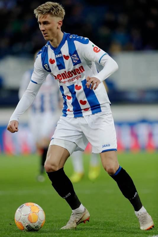 Dennis Johnsen weer terug bij Heerenveen.