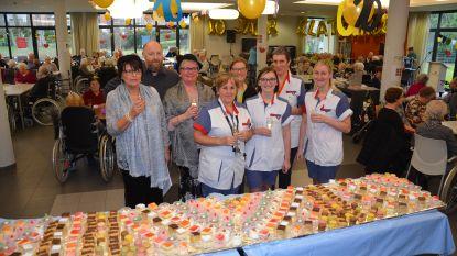 Woonzorgcentrum Klateringen start feestjaar voor tienjarig bestaan