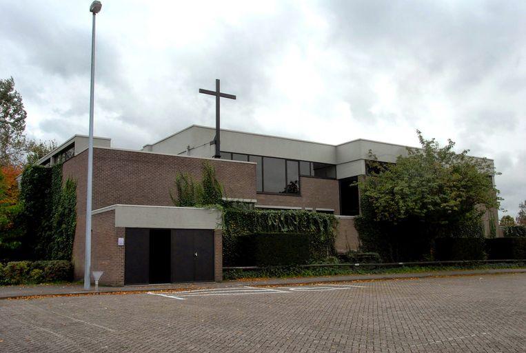 De Sint-Jozefkerk zal plaatsmaken voor vrijetijdshuis De Moer.
