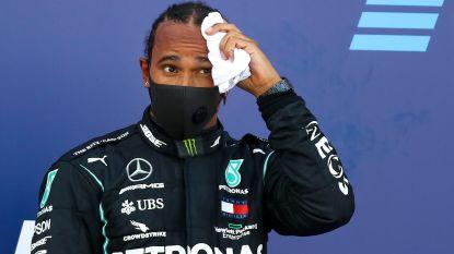 Onze F1-watcher ziet hoe quasi iedereen gefrustreerd is nadat Bottas wint na straftijd voor Hamilton