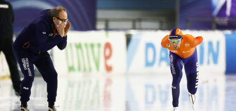 Een stapje voor Roest, een grote sprong voor de schaatswereld