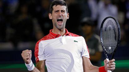Djokovic na blessure Nadal opnieuw nummer één van de wereld - VS moet in finale Fed Cup toppers missen