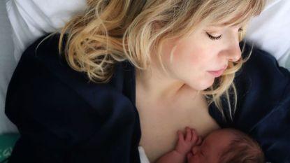 """Veronique Leysen openhartig over bevalling: """"Ik wist niet dat ik mijn eigen luiers zou vervangen"""""""