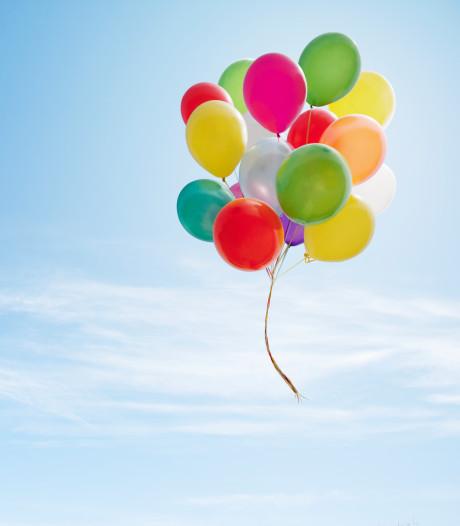 Ook Wageningen wil na Ede verbod op ballonnen