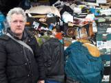Michiel (65) moet uit zijn garagehuis