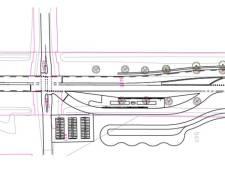 Geen fietstunnel, wel bussluis aan Zeelandse zijde van de Bergmaas