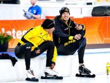 N'tab vreest teamgenoten Verbij en Otterspeer op NK sprint: 'Maar we gunnen het elkaar ook'