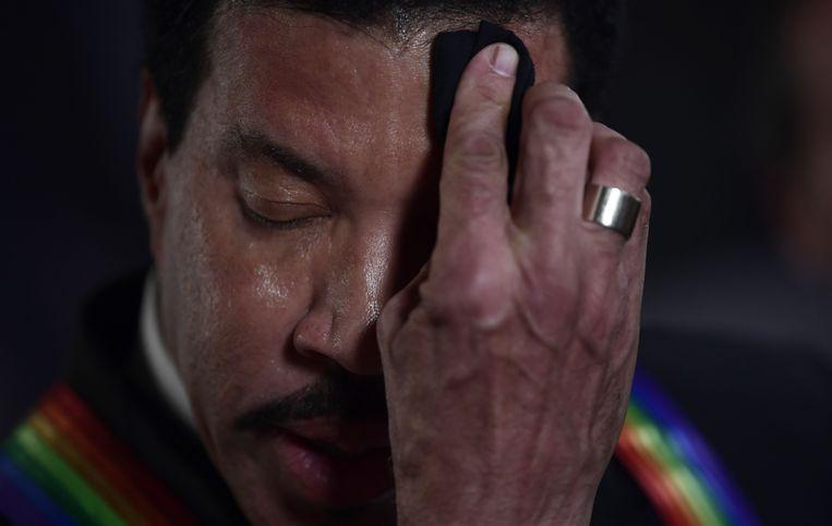 Lionel Richie keerde terug naar huis om zijn familie te helpen.