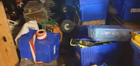 Domper voor pupillenkamp Blauw Geel '38 Veghel: spullen voor kamp gestolen uit opslag