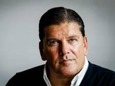Frank Masmeijer vlucht voor confrontatie met Peter R. de Vries bij Boulevard
