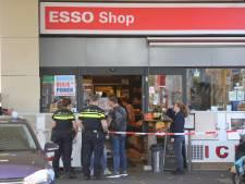 Politie zoekt getuigen overval door  wit geschminkte overvaller