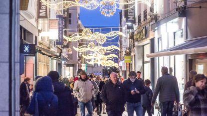Het is officieel: de eindejaarssfeer is in de stad