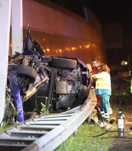Dodelijke slachtoffers crash A12 komen uit één familie, een van hen ging trouwen
