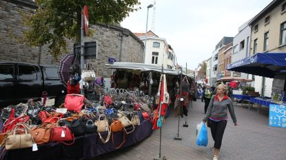 """Volgende week opnieuw markt in Halle: """"Het plan ligt klaar. Nu nog aftoetsen met de nieuwe richtlijnen"""""""