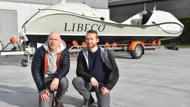 """Vlamingen willen met zelfgemaakte boot van zeven vierkante meter Atlantische Oceaan over: """"Overleven op gevriesdroogde voeding en gezuiverd zeewater"""""""