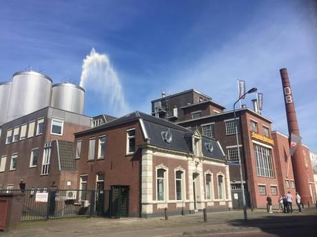Het regent meters bier... bij Dommelsch in Dommelen