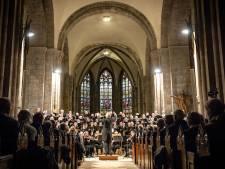 Volle bak bij concert van  Oldenzaals Latijns Basiliekkoor