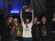 Urban Graveyard wint finale Spectra op Klomppop Ovezande
