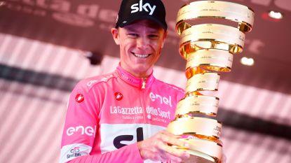 Het nieuwe Giro-parcours voorgesteld: 9 ritten van meer dan 200 kilometer, de Mortirolo én drie individuele tijdritten