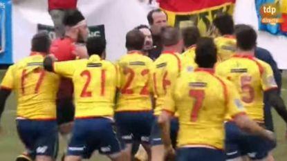 Spaanse rugbybond wil match tegen Zwarte Duivels herspelen