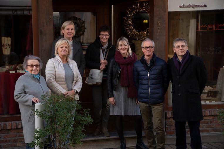 In Wetteren start op 1 december de eindejaarsactie van zo'n 70 handelaars