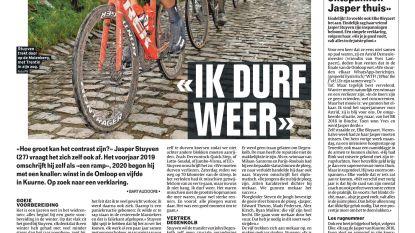 9de renner die Omloop én Kuurne wint