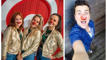 Scholen in Mechelen en Kalmthout winnen een Rode Neuzen Dag-optreden