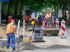 Werk aan de Banneweg: Zo kom je dit weekend met de auto bij het Beatrixziekenhuis