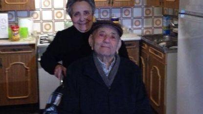 Zo vierde de oudste man ter wereld zijn 113e verjaardag