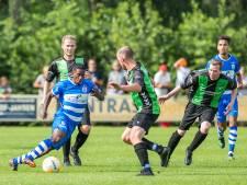 Eerste oefenduel in Wijthmen, KAA Gent zet streep door wedstrijd tegen PEC