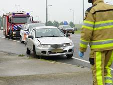 Gewonde in Deventer na kop-staart botsing