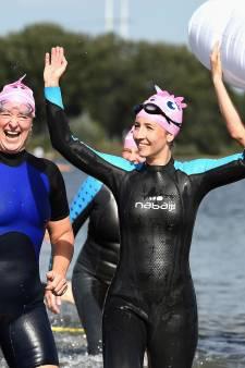 Blauwalg vertrokken: zwemmen kan weer in Stroombroek Braamt