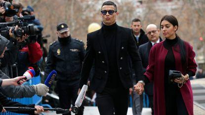 VIDEO. Cristiano Ronaldo accepteert schikking in fraudezaak: bijna negentien miljoen euro boete en celstraf van bijna twee jaar (die hij niet moet uitzitten)