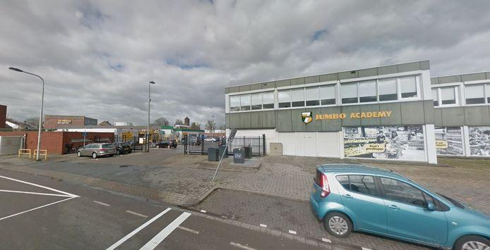 De Jumbo aan de Broekhovenseweg in Tilburg.